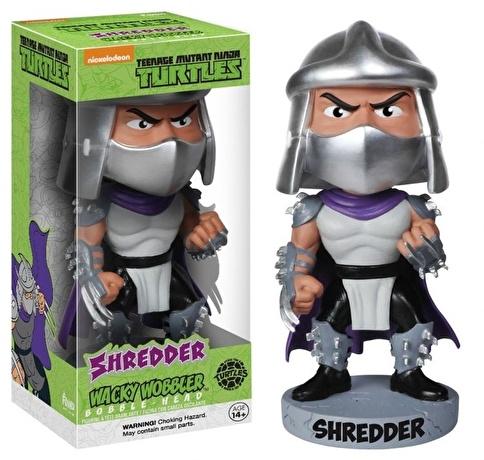 Funko TMNT Shredder Wacky Wobbler Renkli